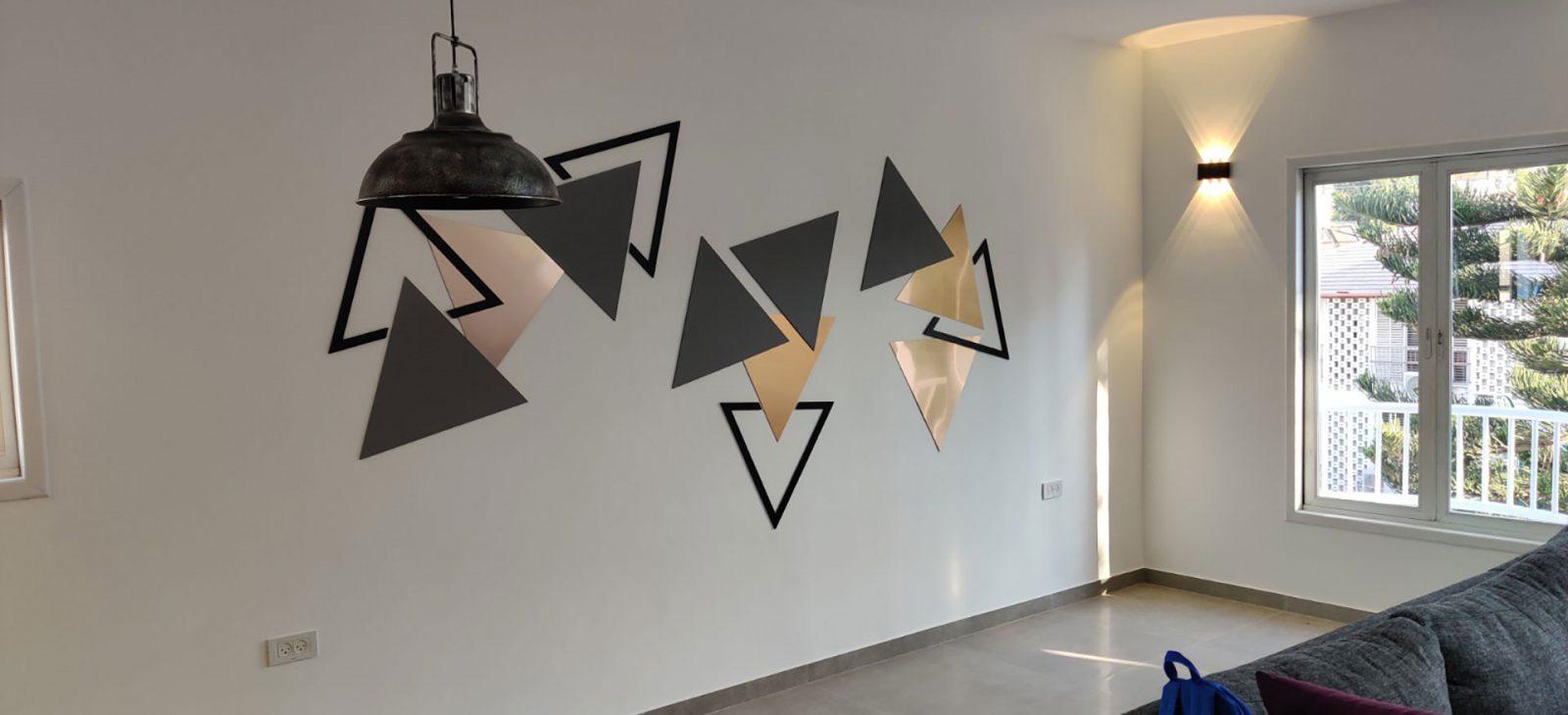 אומנות ייחודית לסלון XL